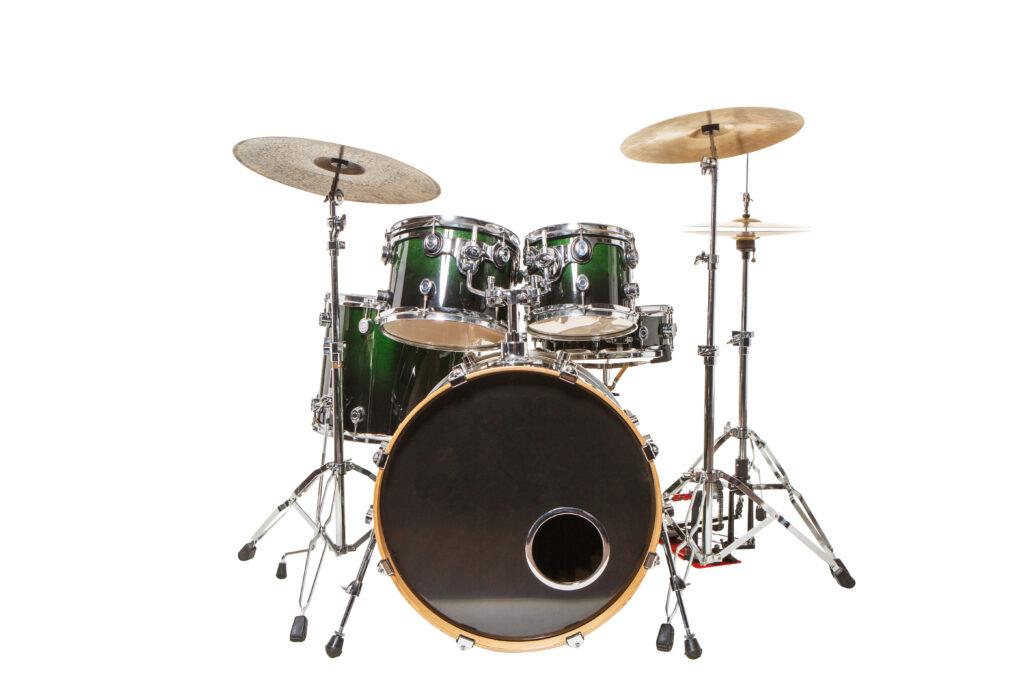 Aktustische Schlagzeug Drums Schlagzeug